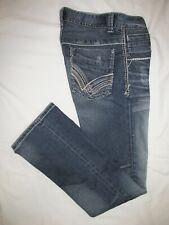 ::>   BUCKLE BLACK   ~  Mens  5 FIT  Blue Jeans ~ Sz 32 x 32 ~ EXCELLENT