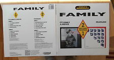 Family 2lp: it 's only a movie/Fearless (Castle tfolp 022, that's original)