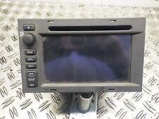 519949 radio/sistema di navigazione senza codice SAAB 9-5 (ys3e) 3.0 TiD
