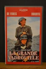 VHS - FILM - DE FUNES - BOURVIL - LA GRANDE VADROUILLE - FILM OFFICE VIDEO - TTB