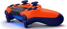Original Equipment Manufacturer oficial Sony PS4 DualShock Controlador-Atardecer Naranja (Edición Limitada)