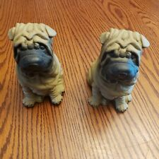 Dogs.Vintage Collectable Pair Of Dogs (Use to Bark) Selling as is. Not tested.