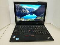 Lenovo Thinkpad X230 Tablet Core i5-3320M 2.60GHz 4GB RAM 500GB HDD Windows 10 Z