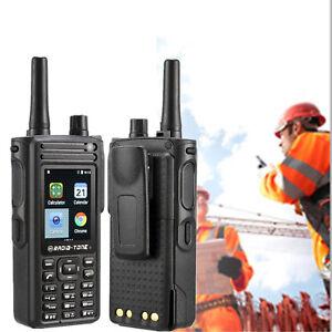 Radio-tone RT4 4G LTE Android 6.0 wifi IRN POC Network Radio Unlimited Range