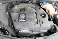VW Passat 3BG Audi A4 8E kompletter Motor 1.9TDI 96kw 130PS AWX AVF - 140.000km