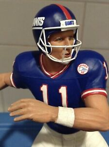 Danbury Mint  -  New York Giants Phil Simms