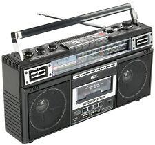 Brand New Qfx J220Bt Radio And Cassette To Mp3 Converter, Bluetooth