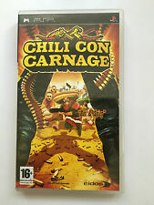 Chili Con Carnage pour Sony PSP (Neuf)