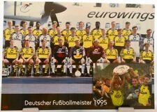 Borussia Dortmund + Deutscher Fußball Meister 1995 + Fan Big Card Edition F76 +