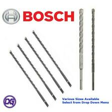 Bosch SDS Plus 5X Masonry & Concrete Hammer Drill Bit 4 Flute Design 5mm-25mm