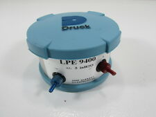 DRUCK LPE9400 REMOTE SENSOR LOW PRESSURE +/- 5 IN H2O
