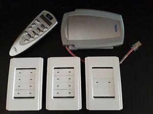 "Clipsal C-Bus Wireless ""Development sample"" system: 3x Neo's; Remote & Gateway"