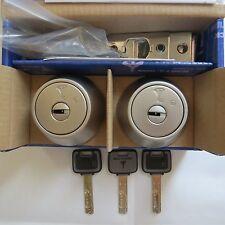 Mul T Lock MT5+ Deadbolt Hercular Double nickel  3 keys - BEST DEADBOLT
