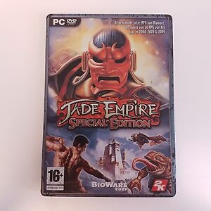 PC CD-ROM Jade Empire Special Edition Dutch Release