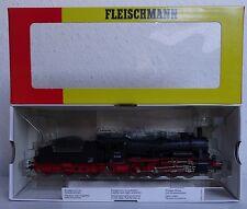 FLEISCHMANN 4155 BR55 4455 DB Dampflok in OVP - H0 - TOP ZUSTAND