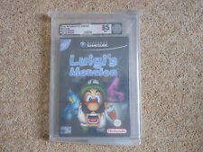 LUIGI'S MANSION VGA 85 Nintendo Gamecube  NEW Factory Sealed