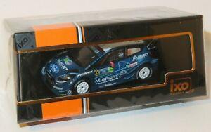 1/43 Ford Fiesta RS WRC  M-Sport   Rally Mexico 2019 #33  E.Evans / S.Martin