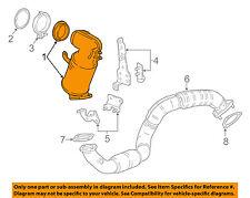 Chevrolet GM OEM 17-18 Cruze 1.4L-L4 Exhaust-Preconverter 12673199