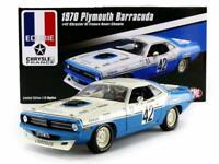 ACME 1806101 1806103 1806102 PLYMOUTH Trans Am BARRACUDA 1970  models 1:18