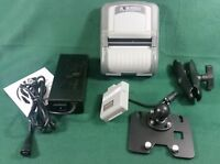 Zebra QL420 Plus Wireless Mobile Label Printer Parts Lot