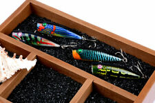 4X 6.8cm Popper Poppers Fishing Lure Lures Surface Tackle Saltwater