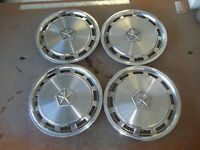 """Aries Caravan Le Baron Reliant New Yorker Hubcap Rim Wheel Cover Hub Cap 14"""" 439"""