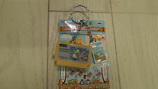 Super mario sound  KEYHOLDER NINTENDO Family computer banpresto Japan 2004