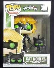 Pop Miraculous Cat Noir W/ Plagg Funko 30102