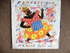 """Fantastique – Mamma Told Me (Carrere) Vinyl Record 12"""" LP"""