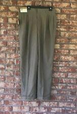 NWT Men's Savane Premier Tan Dress Pants