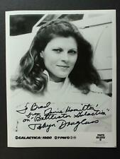 Sci-Fi Actress Robyn Douglass (Galactica: 1980) Autograph 8 x 10 Photo~