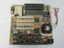 MB-8500TTD Biostar DOS Motherboard Pentium 166MHz 64MB Memory 3 ISA Slots