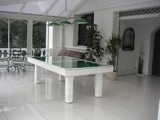Wooden More than 12 Seats Kitchen & Dining Tables