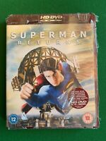 Superman Returns DVD/HD Neuf sous cellophane d'origine