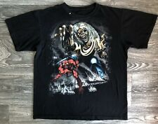 Iron Maiden Shirt 2012 North American Tour Maiden England Tshirt Heavy Metal Tee