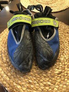 Evolv Nexxo Climbing Shoes US Mens 10