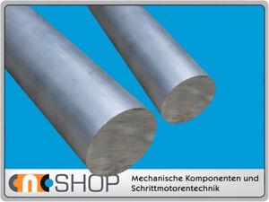 Aluminium Rundstange Ø 100 mm, Alu rund, je 500 mm ±5mm