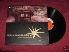 SAN REMO ORCHESTRA - SESAC - MEGA RARE CLASSICAL LP