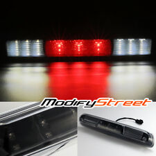 BLACK LED 3RD STOP/CARGO/THIRD BRAKE LIGHT FOR 07-13 GMC SIERRA 1500/2500/3500