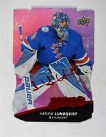 2017-18 Upper Deck MVP Colors and Contours #219 Henrik Lundqvist P1