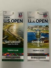 119th US Open golf ticket