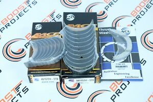 ACL STD Size Main & Rod Bearing & Thrust Washer Set For Honda/Acura K20A2 K24A1