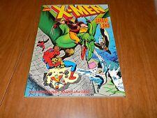 """X-Men """"In The Savage Land"""" TPB, featuring Spider-Man, Kazar & Zabu! Claremont"""