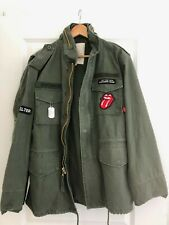 Rolling Stones No Filter 2019 Tour - Crew Field Jacket - Small