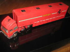 1:43 FERRARI TEAM TRUCK 1980 IVECO TURBO STAR Old Cars Top