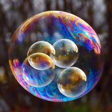 Billion Bubbles 2 Giant Wands Huge Big Bubbles Inside Bubbles Machines Toy 3+