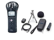 ZOOM H1n + APH-1n Linear PCM Portable Digital Handy Recorder + Accessory Package