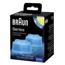 Braun Clean & Renew Reinigungskartuschen CCR 2 für Series 3-9 , 2 Stück