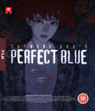 Perfect Blue Movie Blu-ray New & Sealed ANIME Region B AL