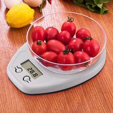 5KG LCD Balance de Cuisine Electronique de Précision Echelle Numérique Scale